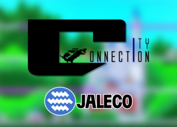 Illustration of CITY CONNECTION (JALECO)