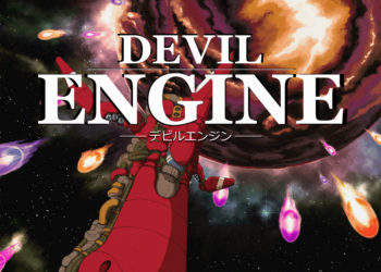 Illustration of DEVIL ENGINE (Temp Title)