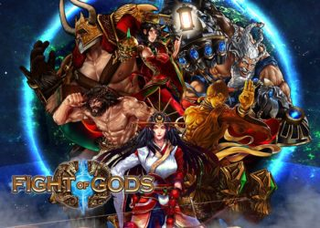 Illustration of FIGHT OF GODS EX