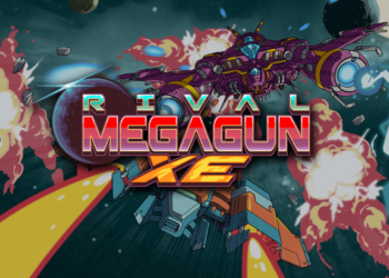 Illustration of RIVAL MEGAGUN XE