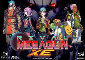 Illustration of RIVAL MEGAGUN XE