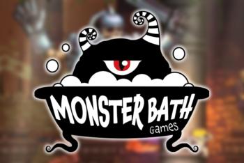 Illustration of MONSTER BATH GAMES