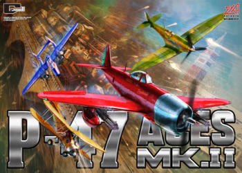 Illustration of P-47 ACES Mk.II